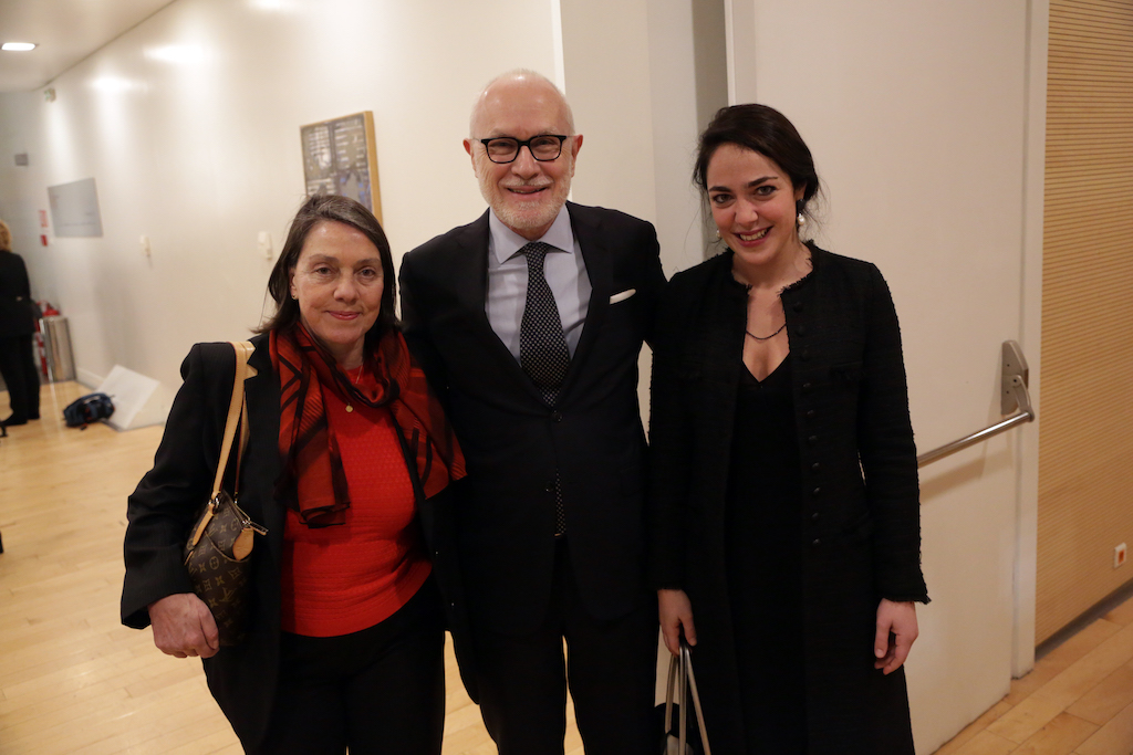 Benaki Museum Event in Greece – January 2019 by Global Citizen Foundation