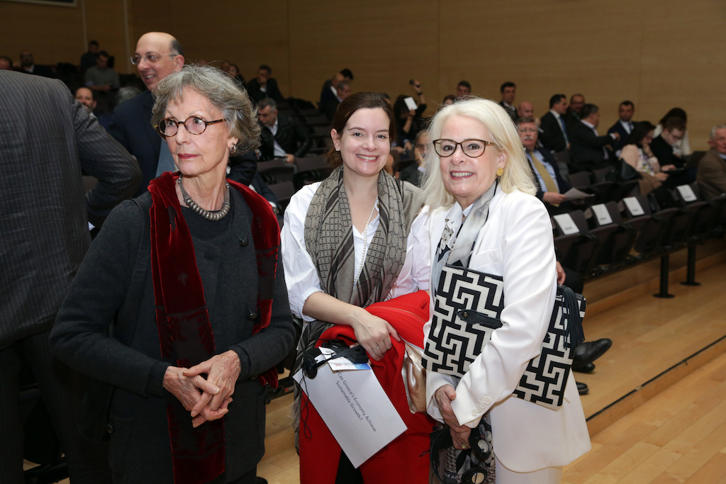 Benaki Museum Event in Greece – January 2019 by Global Citizen Foundation -3