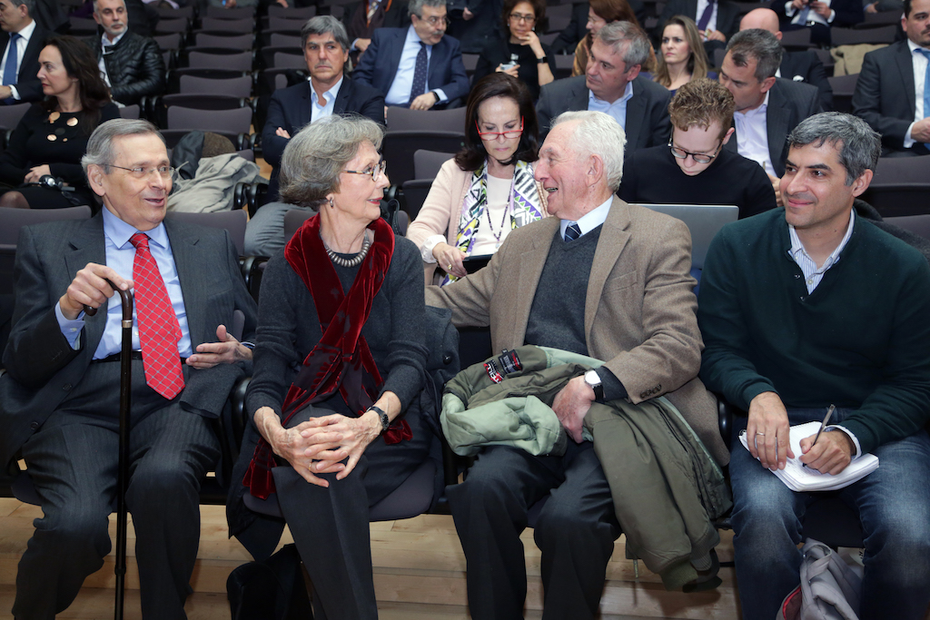 Benaki Museum Event in Greece – January 2019 by Global Citizen Foundation -5
