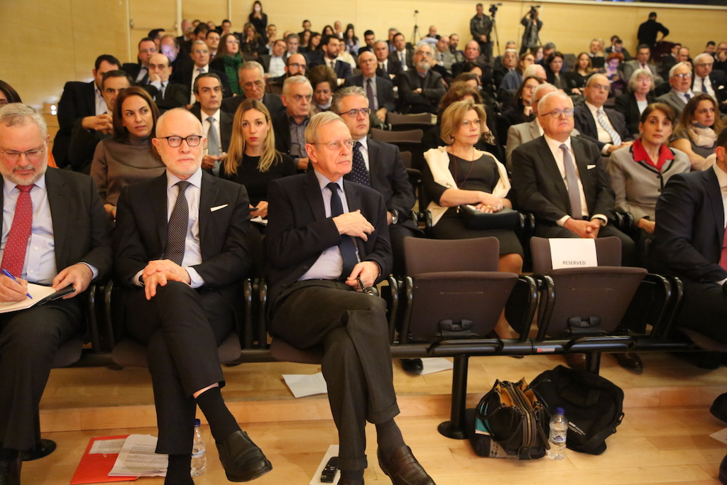Benaki Museum Event in Greece by Global Citizen Foundation ZE8A918